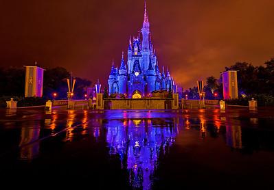 Kiss Goodnight at Walt Disney World
