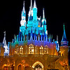 "Who thinks the back of Cinderella Castle is prettier than the front? <br /> <br /> The inside is fairly pretty, too: <a href=""http://www.disneytouristblog.com/cinderella-castle-suite-tour-photos/"">http://www.disneytouristblog.com/cinderella-castle-suite-tour-photos/</a>"