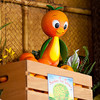 "The Orange Bird behind the counter at Sunshine Tree Terrace is one of my favorite Disney ""Easter Eggs."" What are yours? <br /> <br /> WDW Secrets & Easter Eggs: <a href=""http://www.disneytouristblog.com/disney-world-secrets/"">http://www.disneytouristblog.com/disney-world-secrets/</a>"