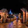 "The entrance to Be Our Guest Restaurant in New Fantasyland at Walt Disney World. Do you think Beast destroyed the rest of that archway? <br /> <br /> For more information about this restaurant, read our review: <a href=""http://www.disneytouristblog.com/be-our-guest-restaurant-lunch-review/"">http://www.disneytouristblog.com/be-our-guest-restaurant-lunch-review/</a>"