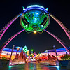 "Tomorrowland is my favorite land at night. What is yours?<br /> <br /> More Tomorrowland night photos: <a href=""http://www.disneytouristblog.com/tomorrowland-night-photos/"">http://www.disneytouristblog.com/tomorrowland-night-photos/</a>"