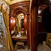 "The bathroom in the Cinderella Castle Suite, photographed with the inexpensive Rokinon 8mm fisheye lens. <br /> <br /> Lens: <a href=""http://amzn.to/11eRq3c"">http://amzn.to/11eRq3c</a>"