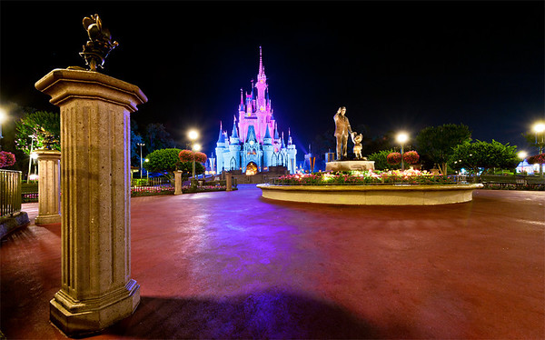 What would you do if you had the Magic Kingdom all to yourself for a night?