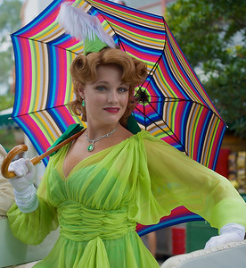 That Lady in a Green Dress, from Hollywood Studios.