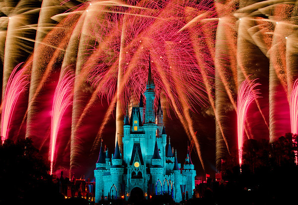 """The Wishes! fireworks at the Magic Kingdom are the perfect conclusion to a day at Walt Disney World! <br /> <br /> WDW Trip Planning Guide: <a href=""""http://www.disneytouristblog.com/disney-world-trip-planning-guide/"""">http://www.disneytouristblog.com/disney-world-trip-planning-guide/</a>"""