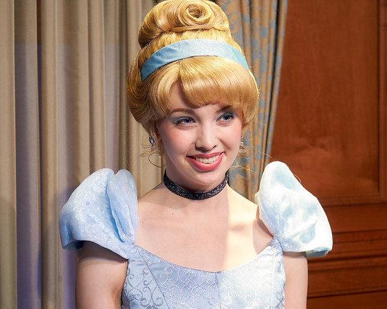 Meet Cinderella