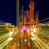 Zoom exposure...Cinderella Castle within Cinderella Castle!