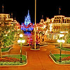 "<b>Walt Disney World Resort Magic Kingdom Christmas on Main Street, USA</b>  Here's an empty Main Street USA in the Magic Kingdom during Christmas season. Have you ever seen Main Street with no one on it?!   For more photos and information about Christmas at Walt Disney World, check out my <a href=""http://www.disneytouristblog.com/disney-world-christmas-ultimate-guide/"">Walt Disney World Ultimate Christmas Guide</a>"