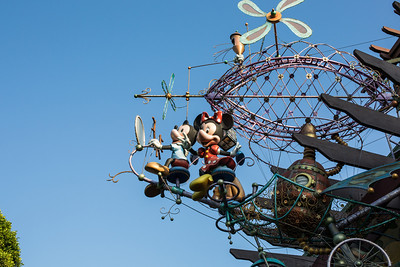 Mickey's Halloween Party 2013
