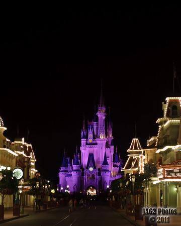 Main Street & Cinderella Castle