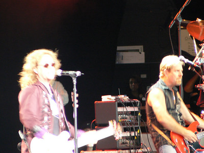 Night Ranger at Epcot - November 7, 2008