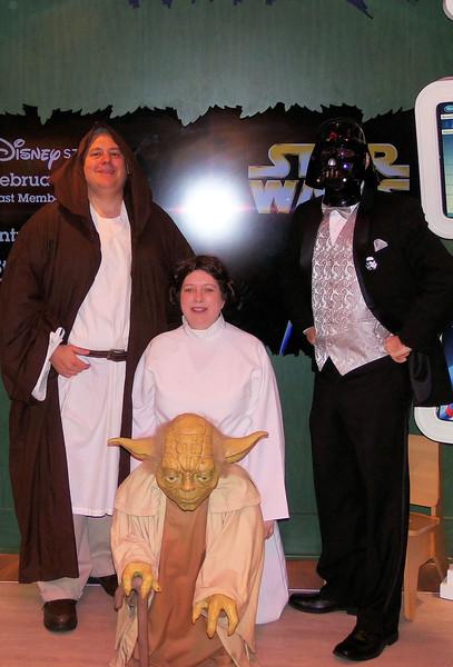 Star Wars Fantacular