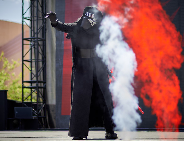Kylo bringing the heat to Central Florida