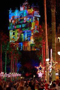 The Hollywood Tower Toy Hotel