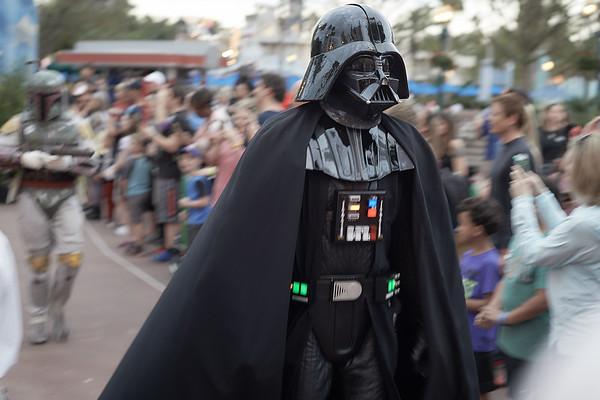Lord Vader as Himself