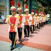 Tokyo Disneyland Marching Band.