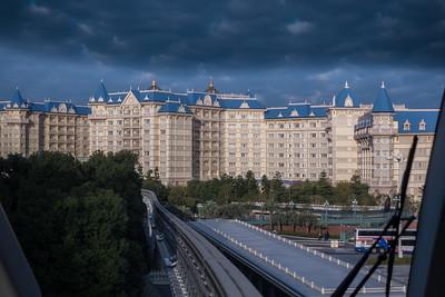Day 4, Nov 22 - Tokyo Disney Resort