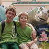 The Dinosaur ride