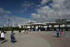 KSC Visitors Center Enterance