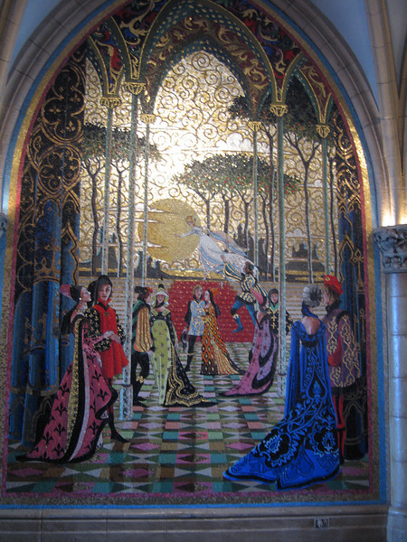 Cinerella Mural