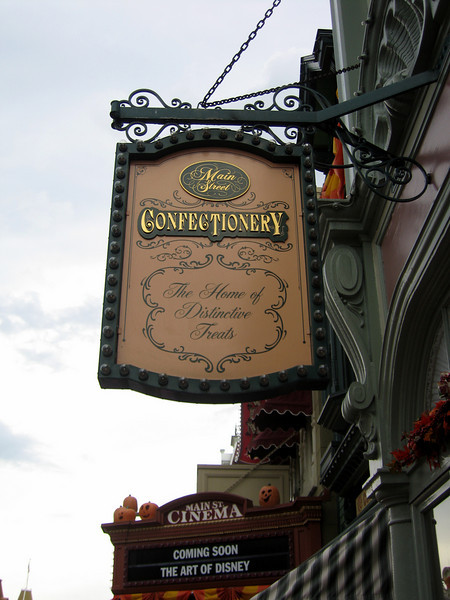 Main Street Confectionery and Main Street Cinema