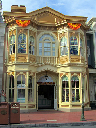 Shop in Town Square in Magic Kingdom