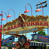 Barnstormer sign in Fantasyland