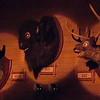 Melvin, Buff and Max at Country Bear Jamboree
