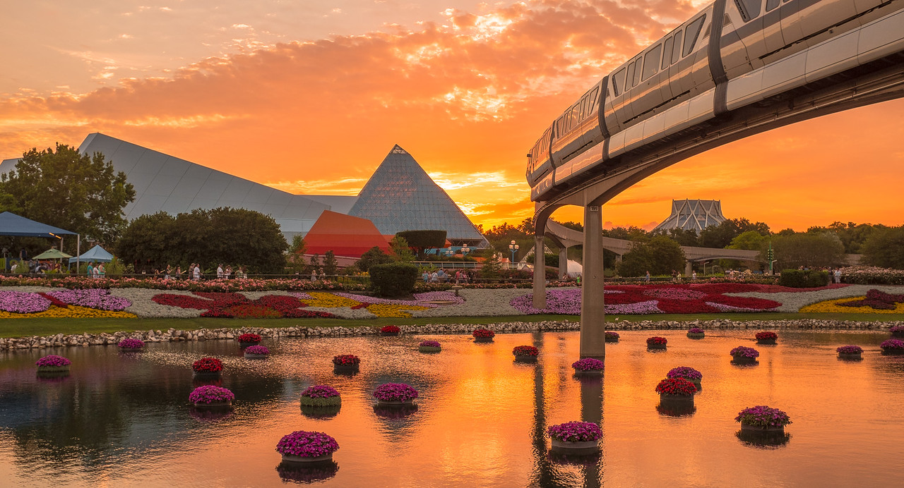 Sunset Monorail