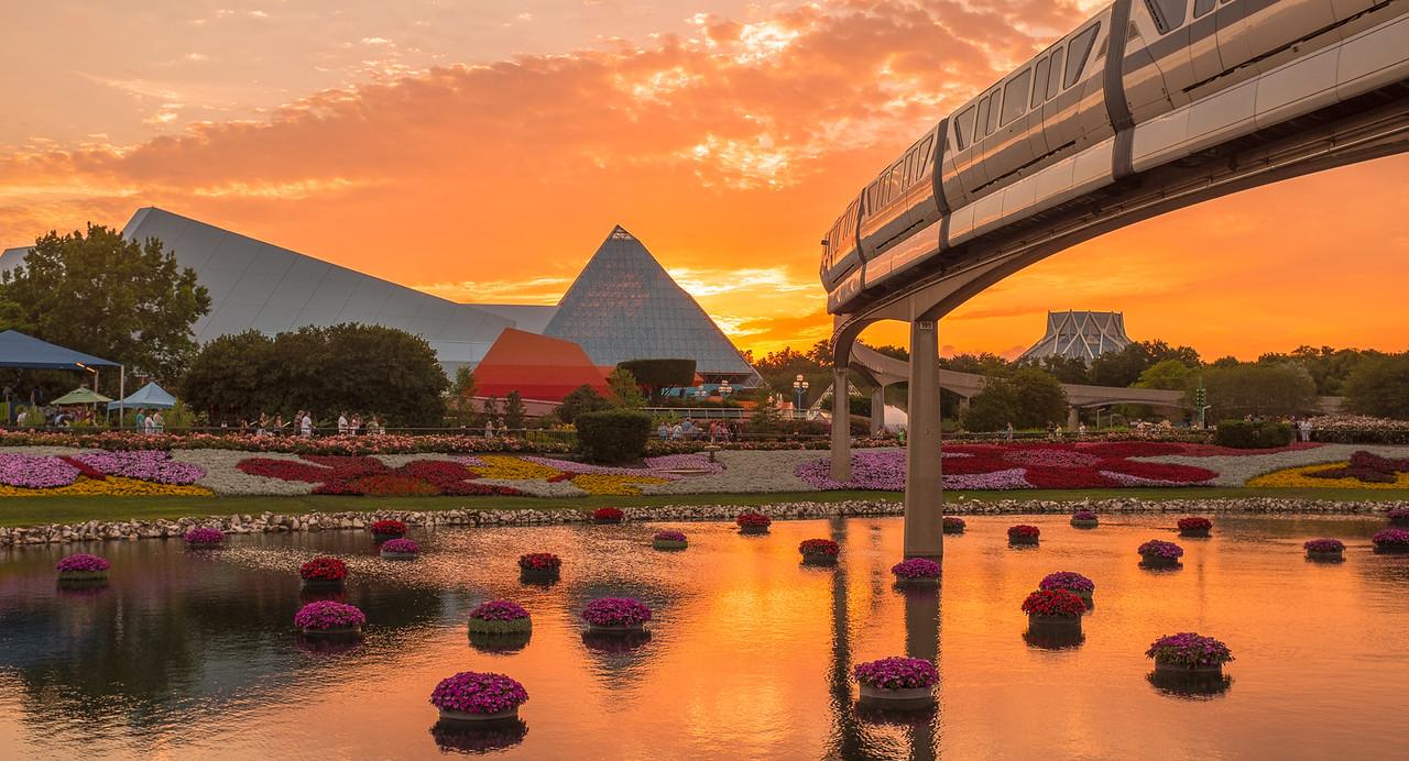 Sunset Monorail