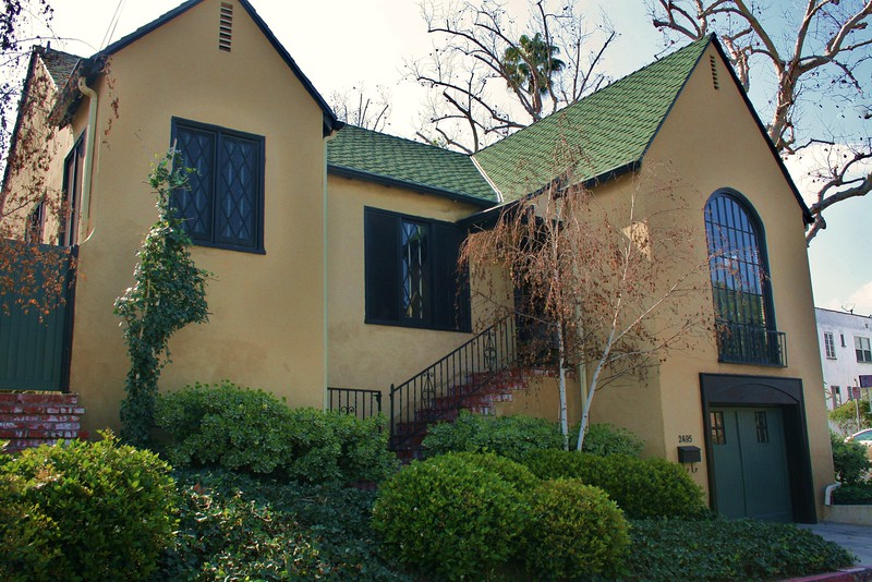 Walt Disney's House