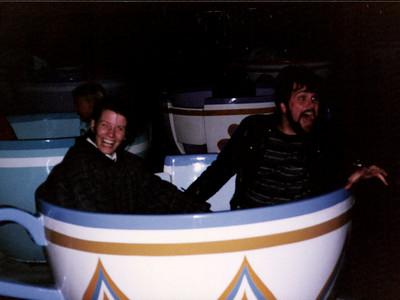 Disneyland 1990 Feb