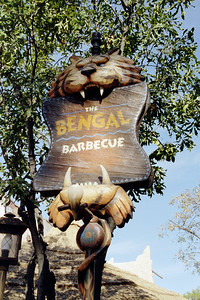 Bengal Barbeque sign