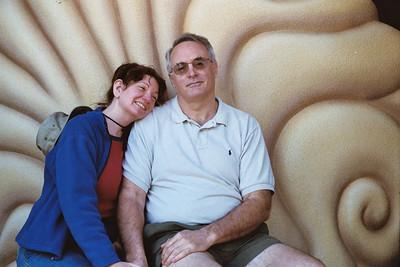 Linda and Paul