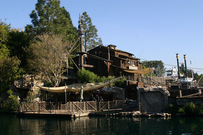 Pirate Island. Looks the same pretty much except that now everything is named pirate names instead of Tom Sawyer names.