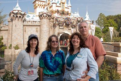 Disneyland 2009 November