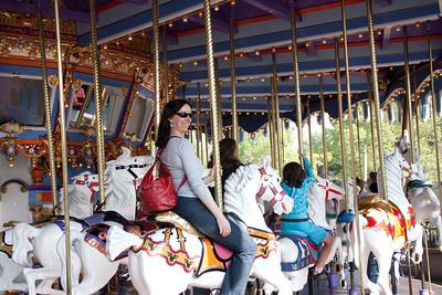 ShoRob on King Arthur's Carousel.