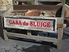 Casa de Sluice sign