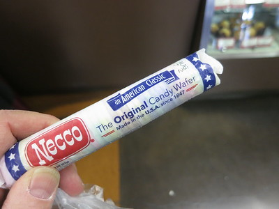 OoooOOOOhhh Necco wafers! Childhood favorite!