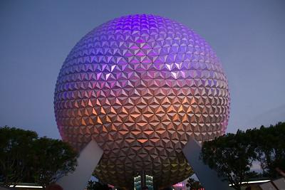 Disney World Epcot - Camera 1 - Sunday May 2015