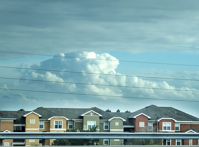 Oh, look, are those cumulonimbus clouds gathering on the horizon?