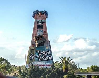 They have to advertise Tower of Terror out here?!