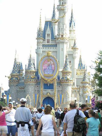 First look at Cinderellas Castle