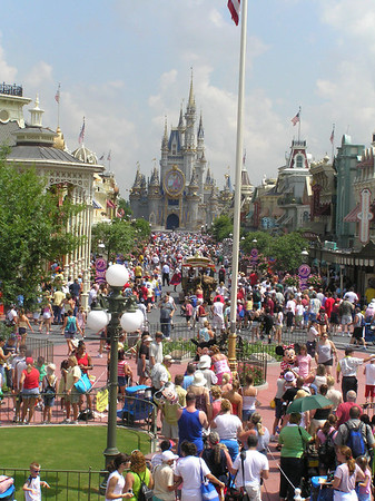 One last look down Main Street