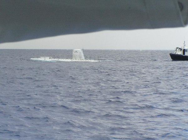 Atlantis submarine in Cozumel