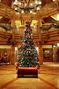 Villas Wilderness Lodge lobby tree