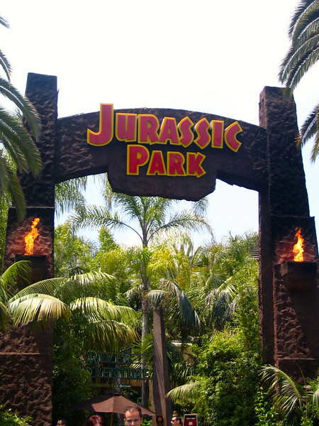 "If you don't mind your heart ""dropping"" a beat for a moment or two make sure to ride ""Jurassic Park"" at Universal... fun!"
