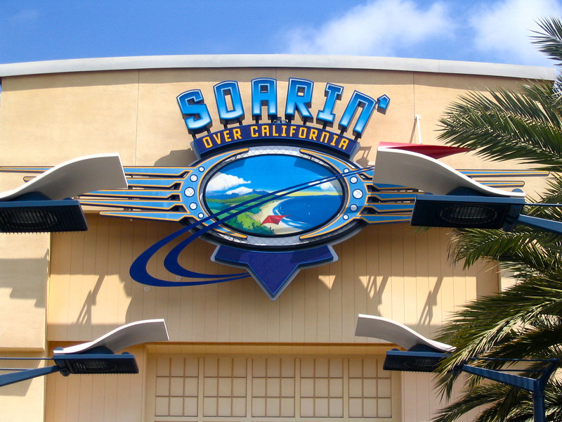 "Hands down though we'd have to say ""Soarin' Over California"" is the best ride at California Adventure!!  If you've never done it it's hard to explain but ""flying"" over some beautiful places in California is something else! :-)"