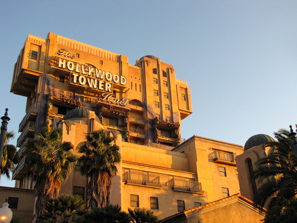 "There's ""Tower of Terror""... unfortunately for Shawn another of Nancy's favorite rides! :-)"