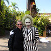 "There's Nancy & ""Beetlejuice"". :-)"